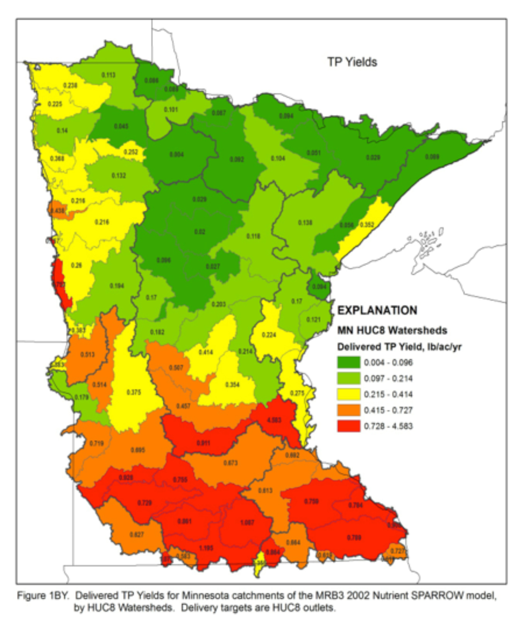 Buffalo River Watershed | Minnesota Nutrient Data Portal