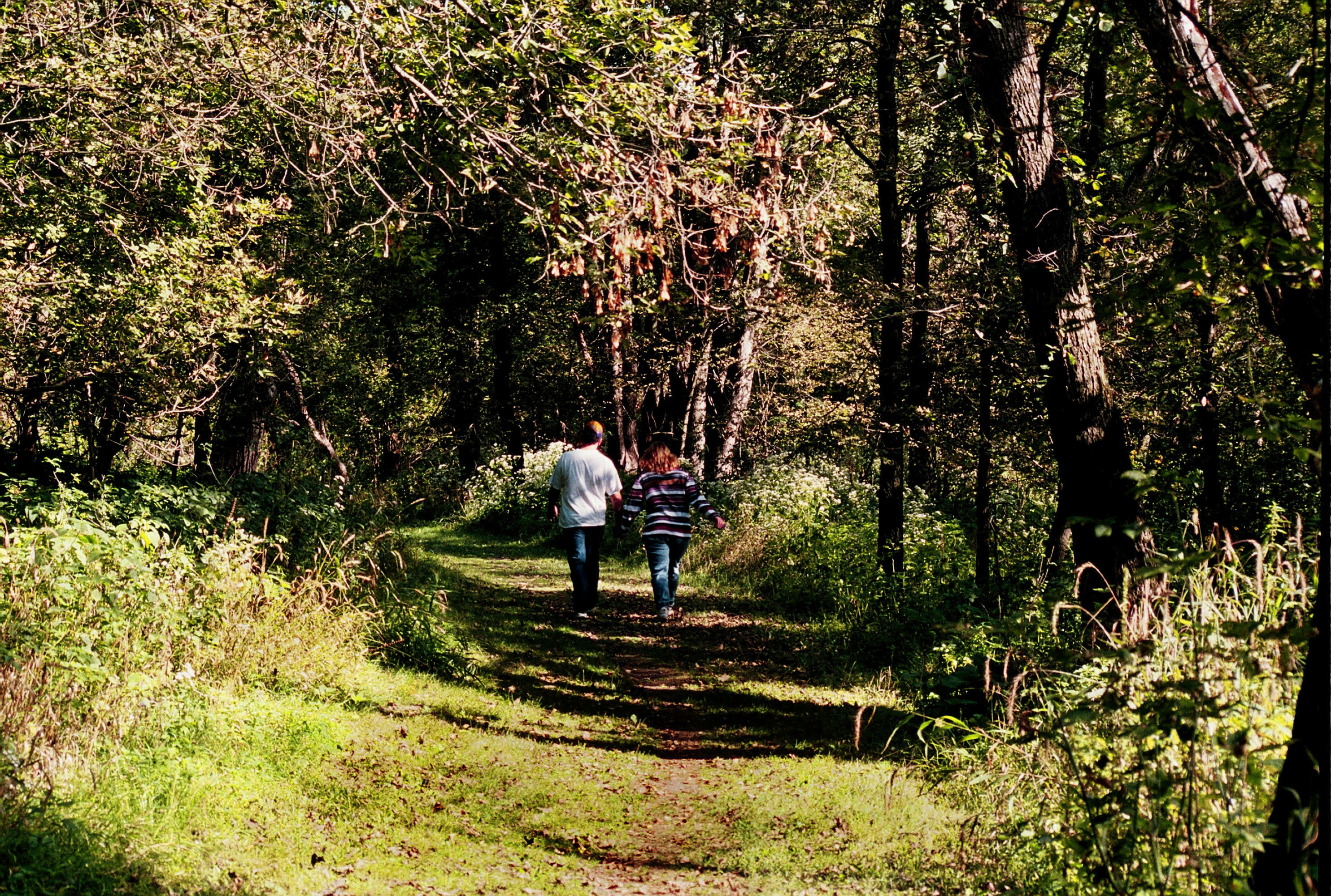 Hiking Minnesota River Basin Data Center