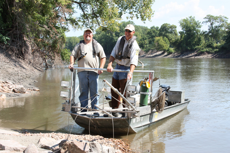 Brad Koenen, Fisheries Technician, Minnesota Department of Natural Resources