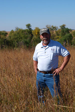 Tom Kalahar - Renville Soil and Water Conservation District