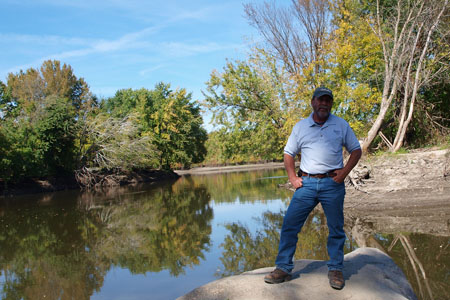 Tom Kalahar, renville Soil and Water Conservation
