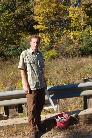 Paul Wymar, Chippewa River Watershed Project (CRWP)