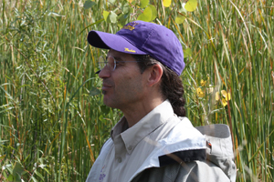 Dr. Brad Cook, Associate Professor of Community Ecology, Minnesota State University, Mankato