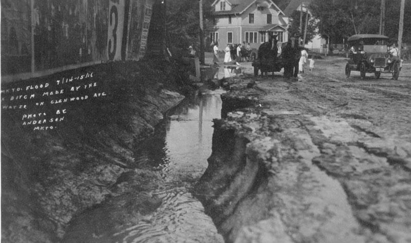 Minnesota River Historic Flood Photos Minnesota River
