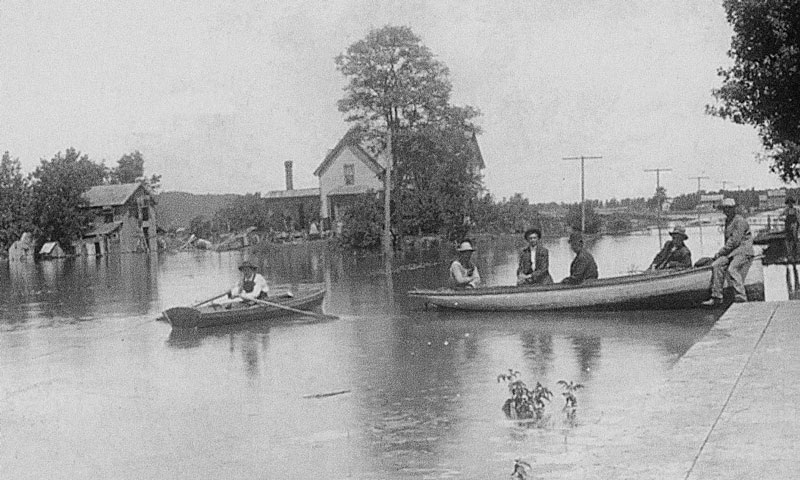 Minnesota River Historic Flood Photos Minnesota River