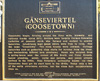 Goosetown sign, New Ulm